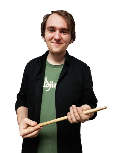 Alistair Gardner - Drum and Piano Teacher in Eugene, Oregon